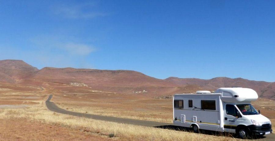 Voyager en toute indépendance en camping-car